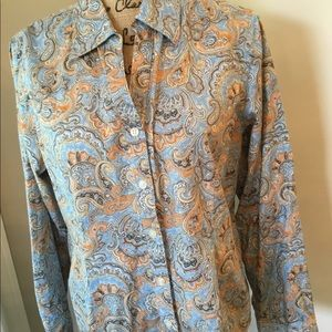 PECK AND PECK BUTTON DOWN SHIRT